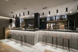Imagen barra del bar